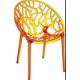 Ακρυλικές καρέκλες εξ.χώρου