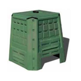 BIO-Composter 380L BIO ARTPLAST ΚΟΜΠΟΣΤΟΠΟΙΗΤΗΣ 80χ80χ82 cm πράσινο