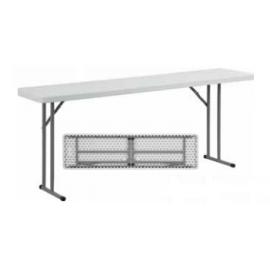 ERMIS 180 ΣΥΝΕΔΡΙΑΚΟ  Μακρόστενα πτυσσόμενα τραπέζια από HDPE