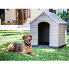 Σπιτάκι σκύλου Keter 100 95*99*99cm ( 17360369 )