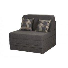 1131029 Καναπές κρεβάτι FANTASTICO PLUS, ΓΚΡΙ, ΔΙΘΕΣΙΟΣ