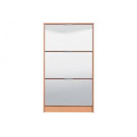 1143943 CALZADO LUX 23 NATURE Παπουτσοθήκη με καθρέπτη